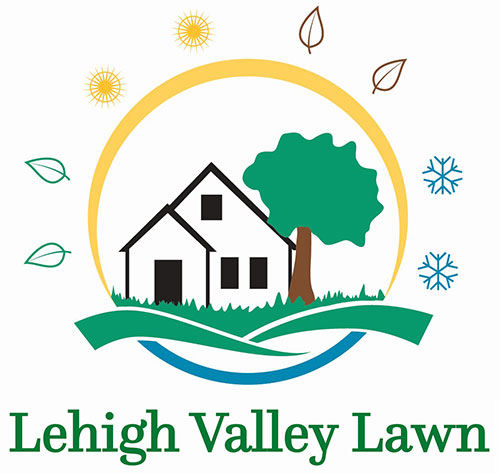 Lehigh Valley Lawn logo